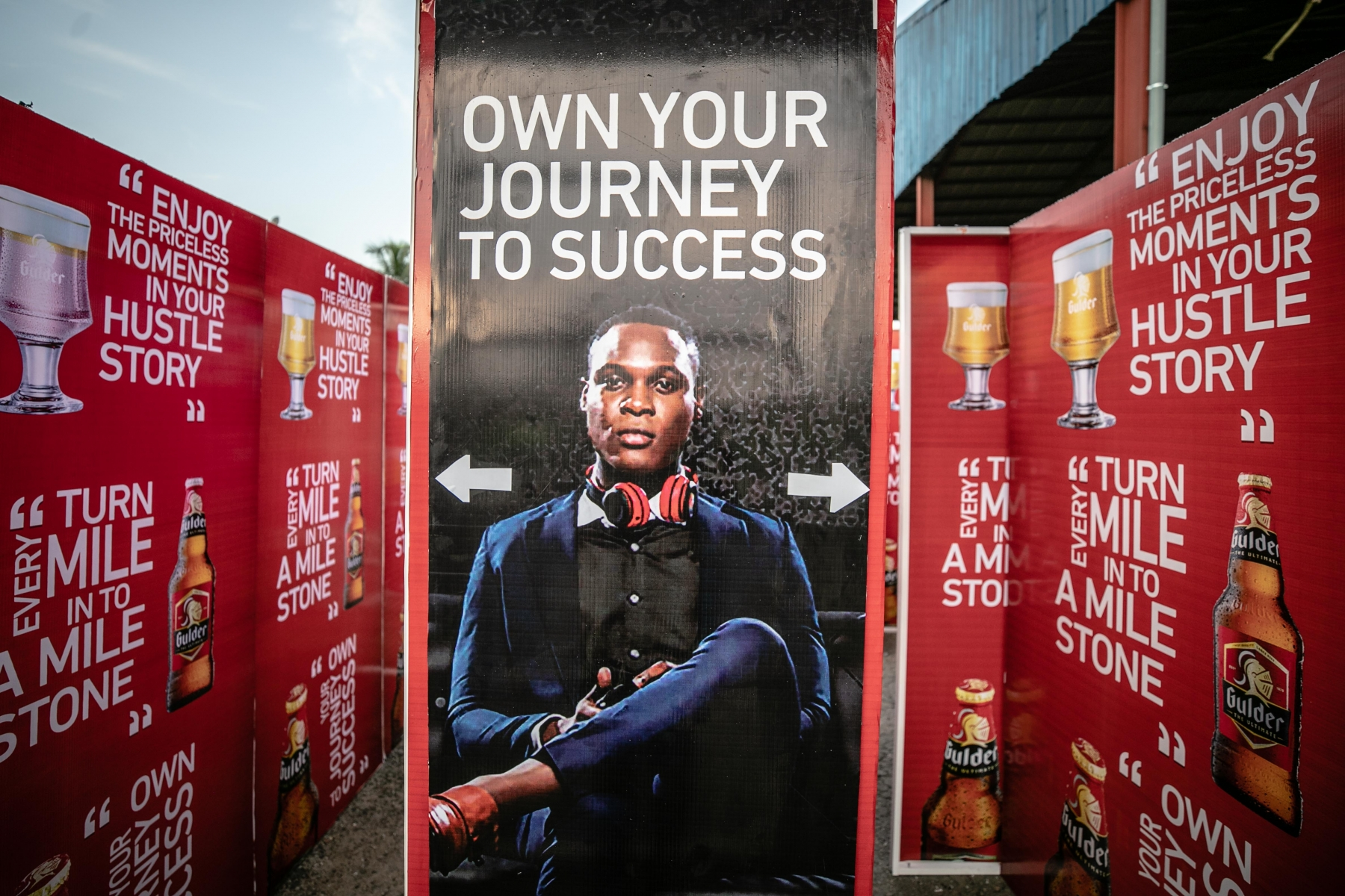 Own Your Journey to Success Maze