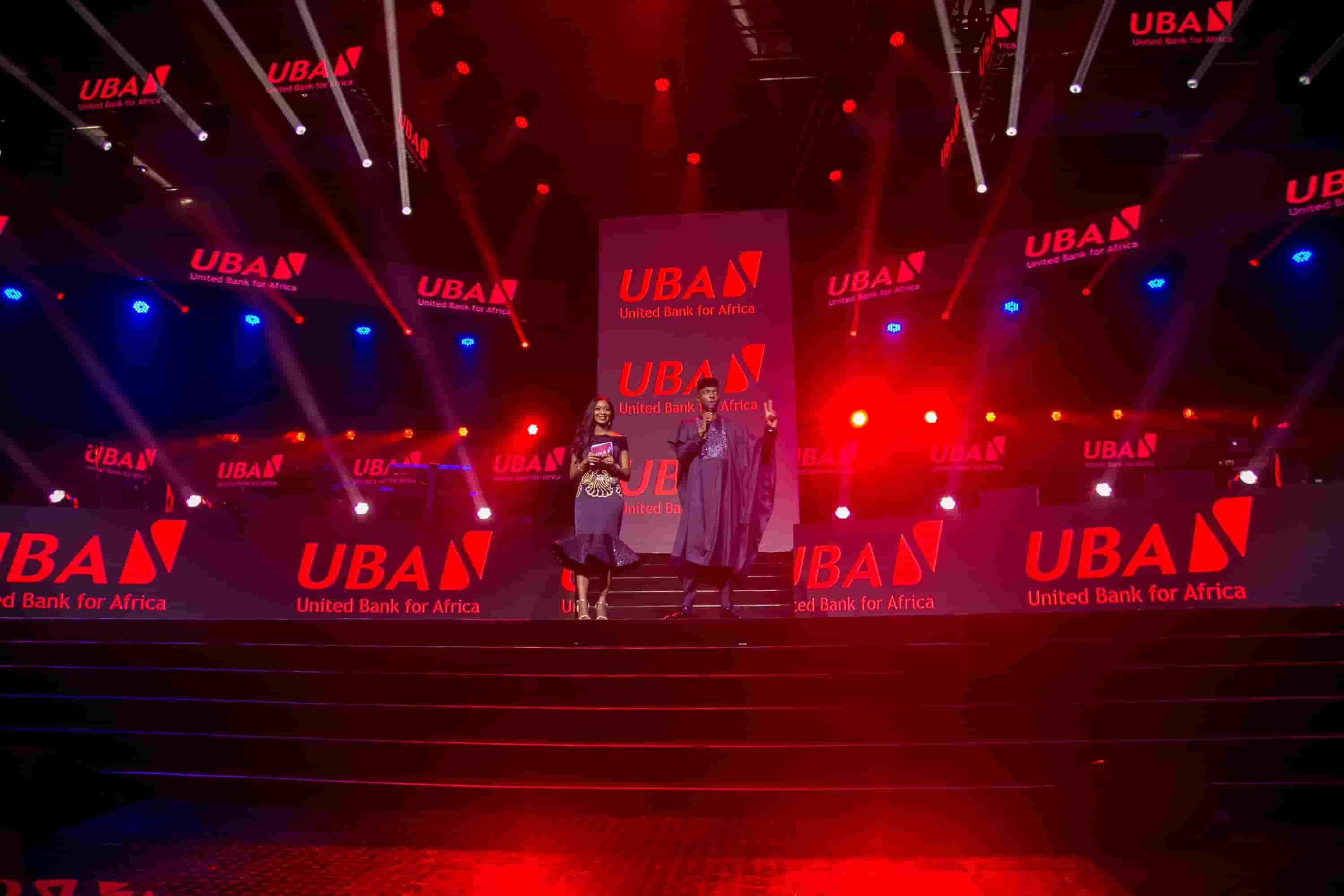 UBA CEO Awards Livespot showcase